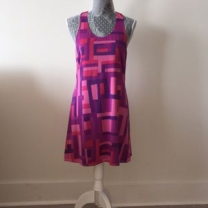 Alice and Olivia Racer Back Dress NWT size S